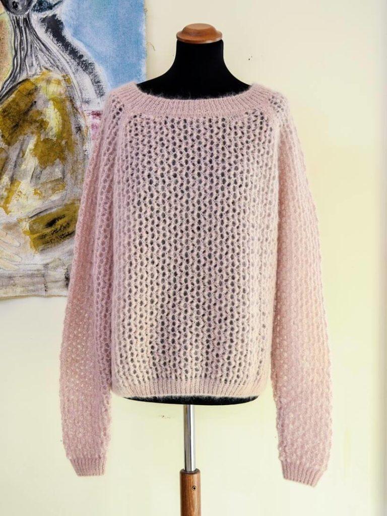 Traforo Cashmere Sweater