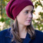 Cashmere Bean Hat