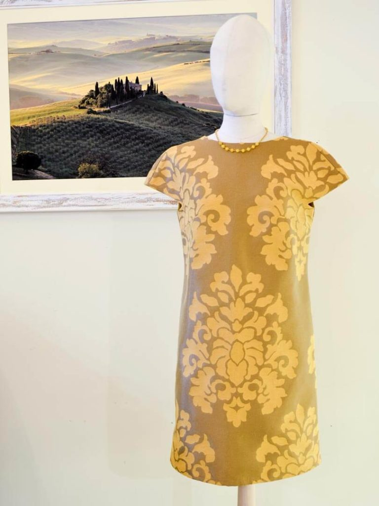 Golden Age Dress