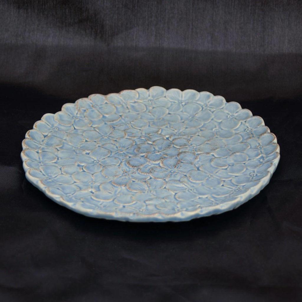 Hydrangea Small Plate