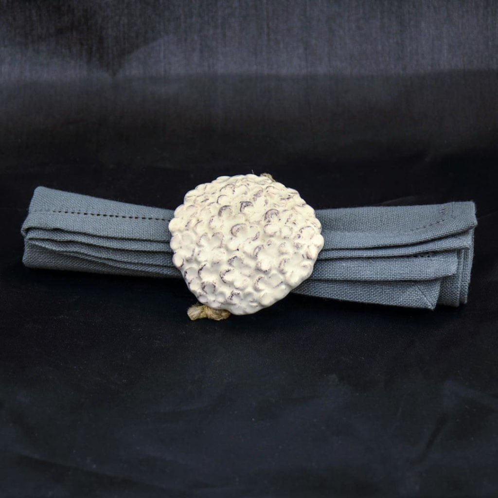Hydrangea Napkin Ring