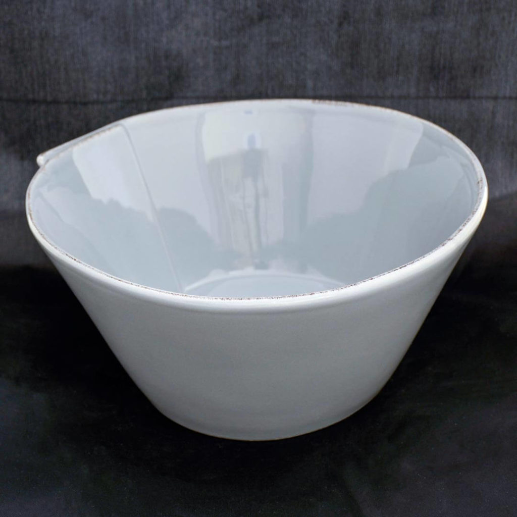 Conical Salad Bowl